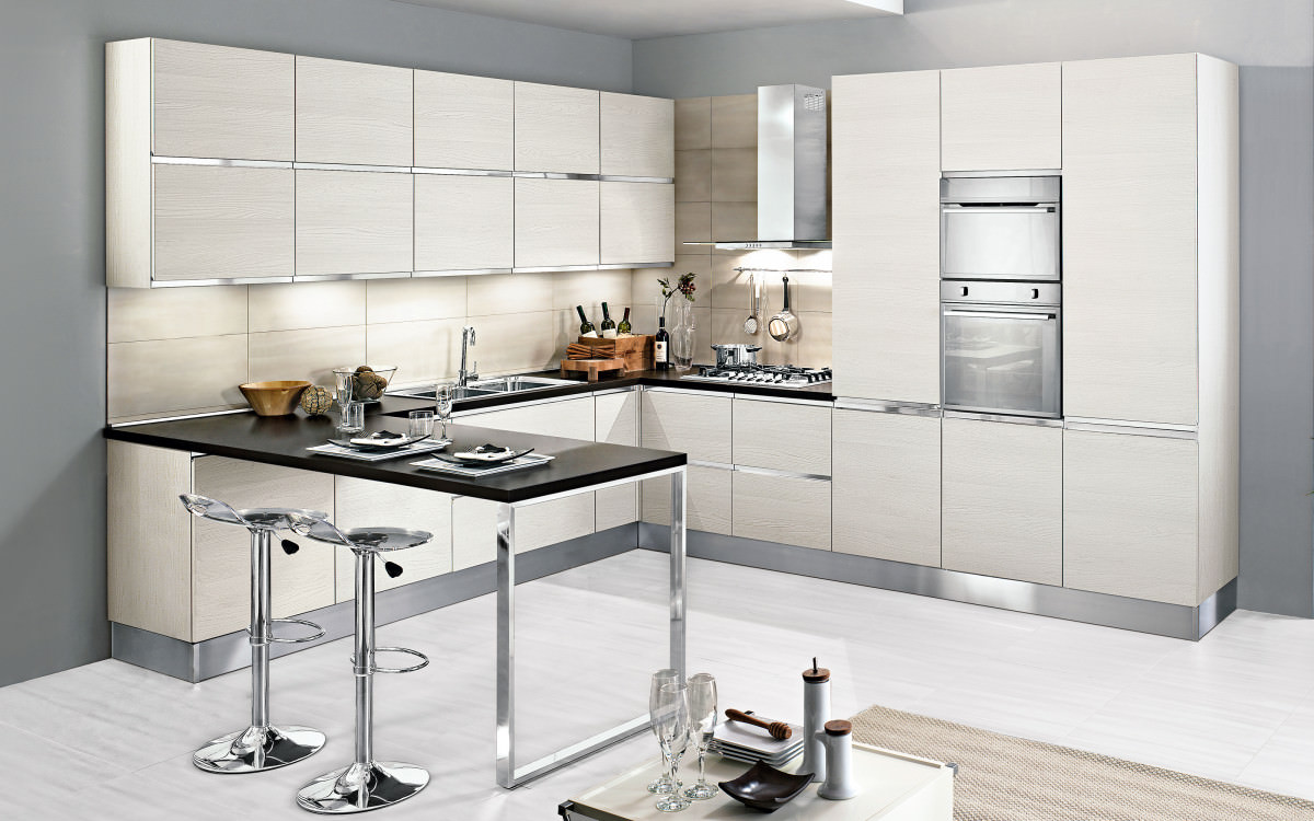 10 consigli per progettare la vostra cucina ideale vip casa for Progettare la casa