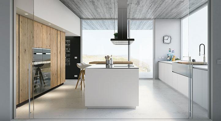 10 consigli per progettare la vostra cucina ideale vip casa - Altezza isola cucina ...